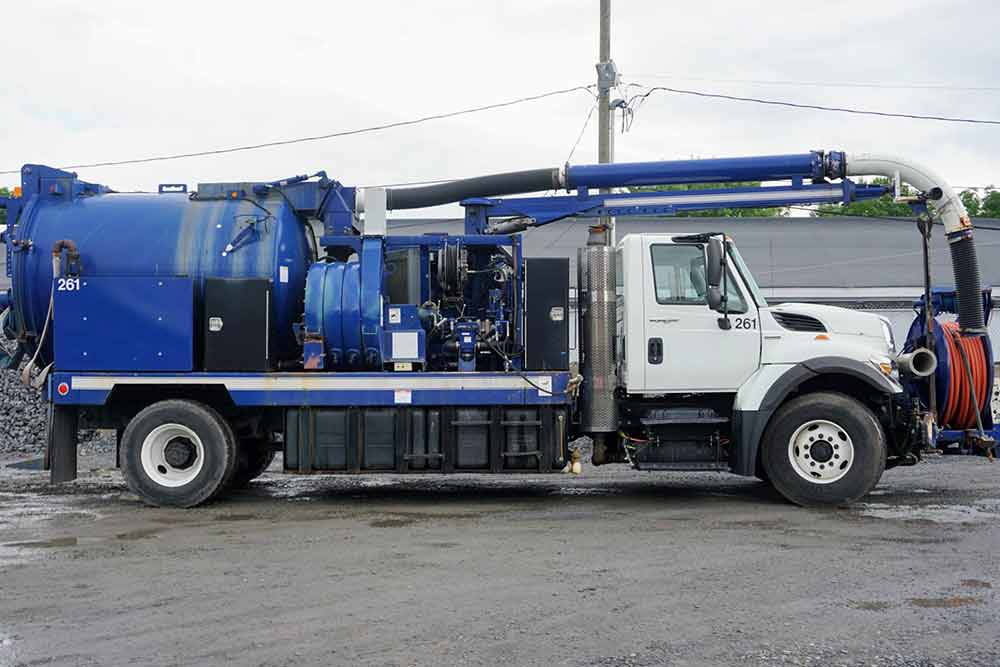 2009 VacCon Vacuum Truck for sale