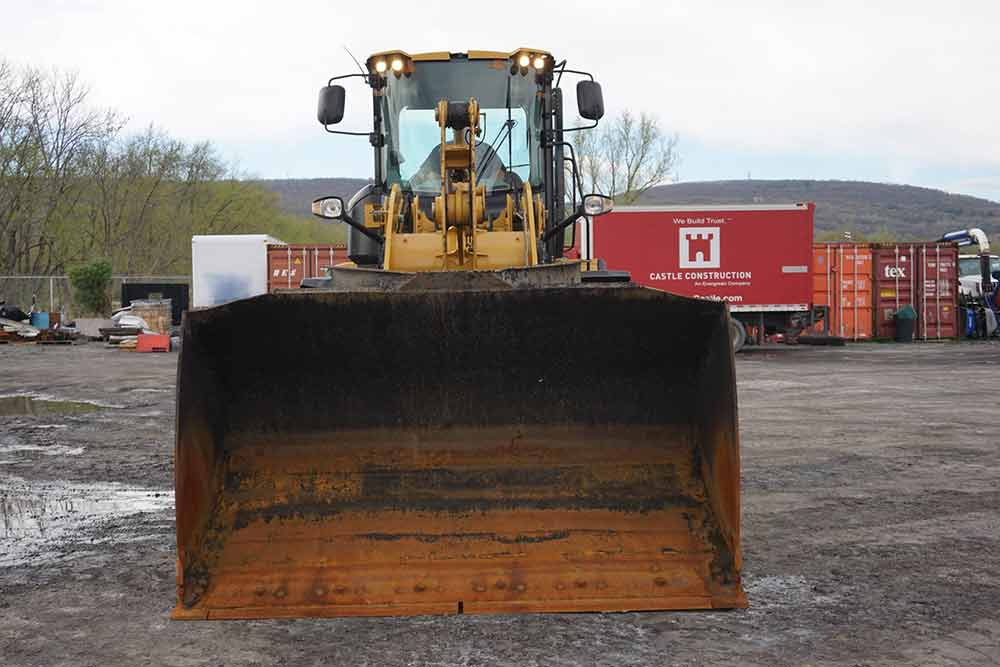 2013 CAT 924K Wheel Loader for Sale