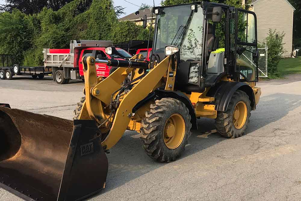 2014 CAT 908 H for Sale