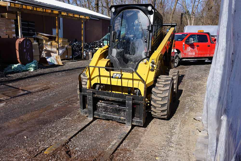 2018 CAT 262D Skid Steer Loader for sale