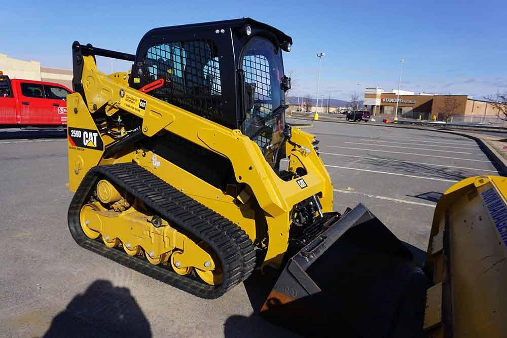 2018 CAT 259D for sale