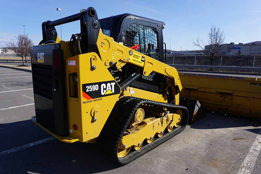2018 CAT 259D for sale