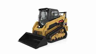 CAT 259D Track Loader for Rent