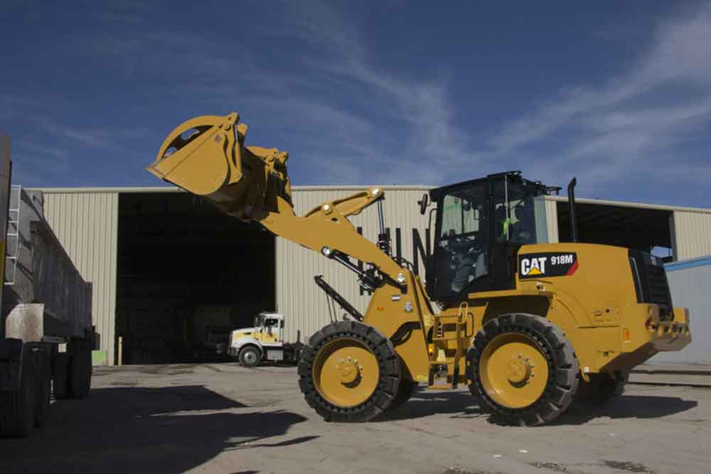 CAT 918 Wheel Loader for Rent