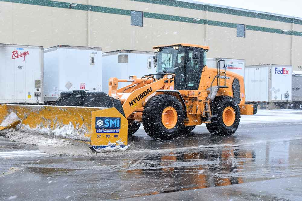 Hyundai HL960 Wheel Loader for Rent