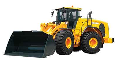 Hyundai HL970 Wheel Loader for Rent