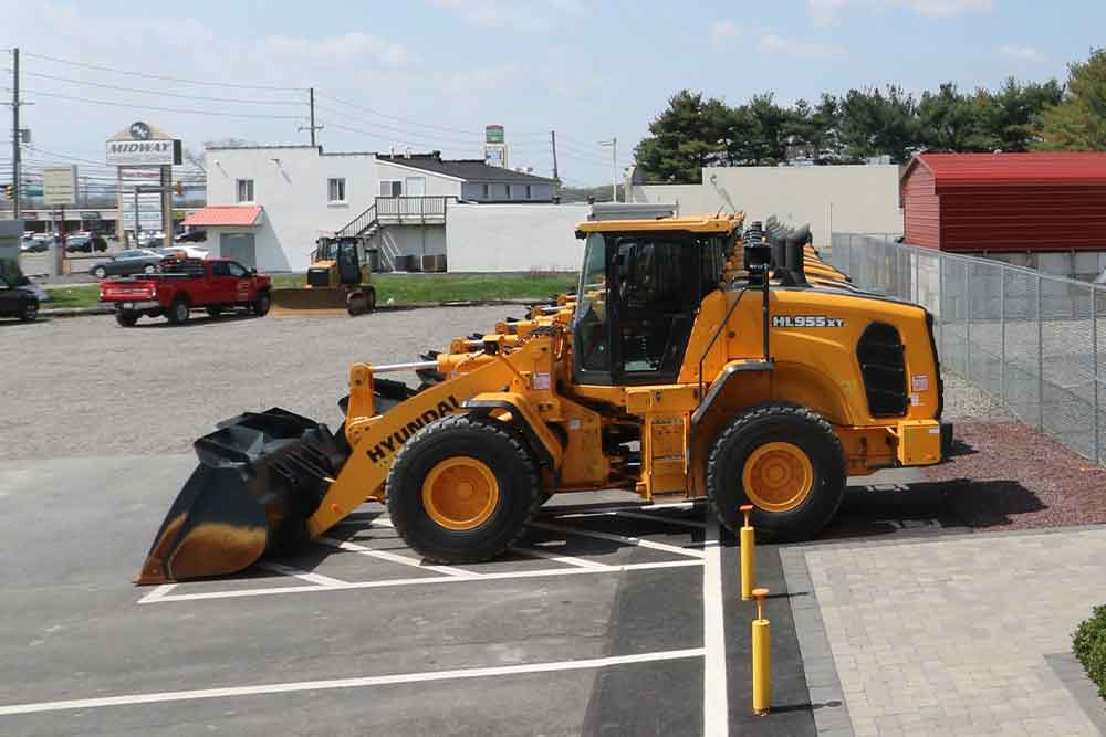 Hyundai HL955 XT Wheel Loader